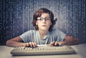 computer science kid