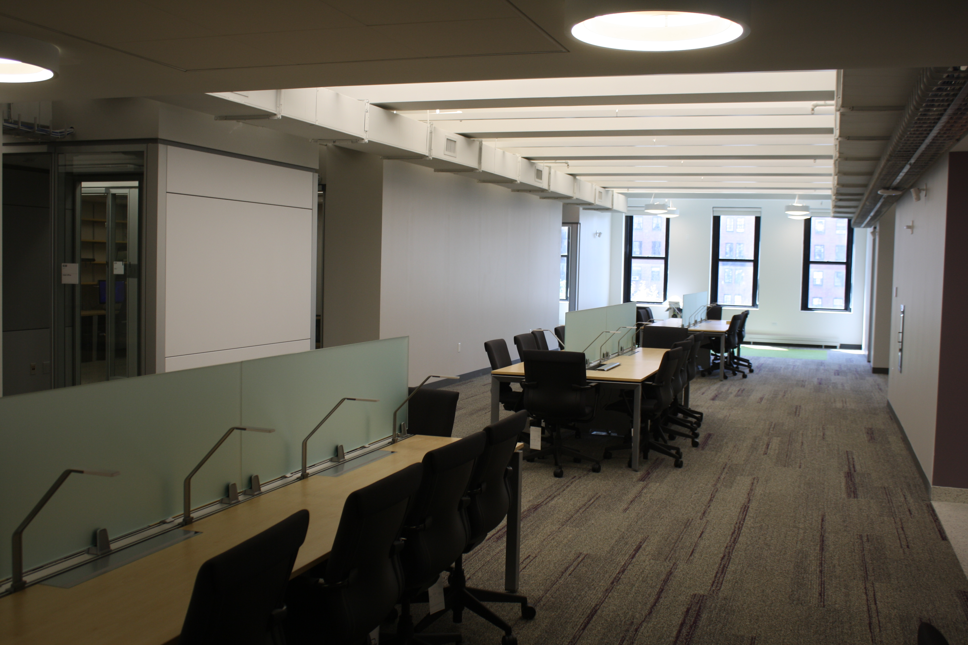 Welcome to the New CDS Office Space! - NYU Center for Data