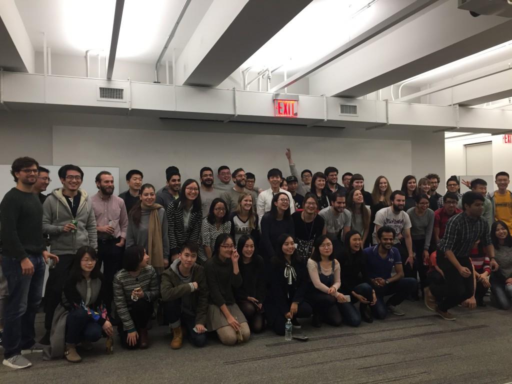 Where do CDS Alumni go? - NYU Center for Data Science
