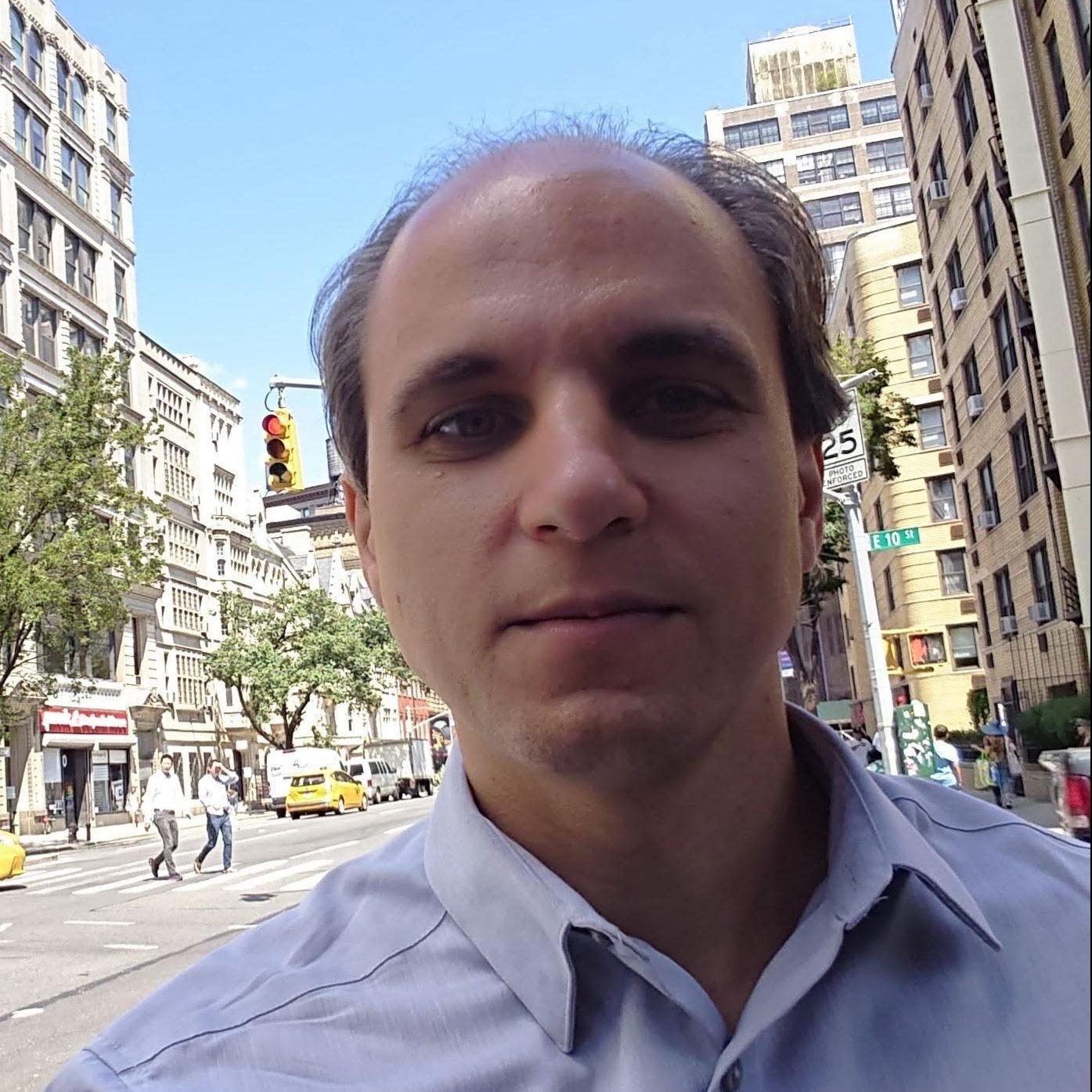 Sergey Samsonau