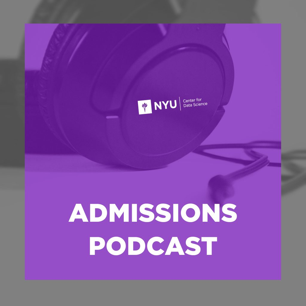 cds admissions podcast logo