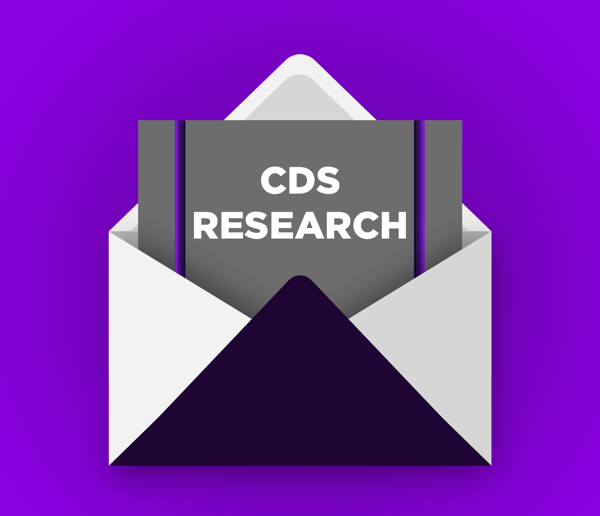 CDS Monthly Research Feature logo